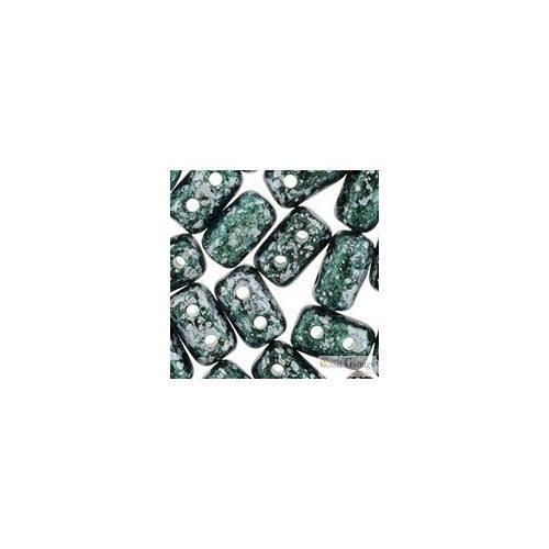 Tweedy Green - 10 g - Rulla gyöngy 3x5mm (45707JT)