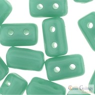 Opaque Turquoise - 10 g - Rulla Beads 3x5mm (63130)