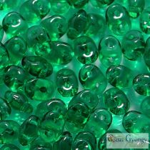 Emerald - 10 g - Superduo 5x2 mm (50720)