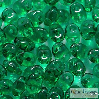 Emerald - 10 g - Superduo 2.5x5 mm (50720)