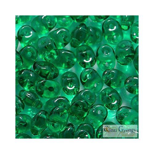 Emerald - 10 g - Superduo 5x2 mm (50720)