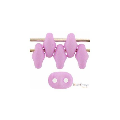 Saturated Baby Pink - 10 g - Superduo gyöngy, mérete: 5x2mm (29561AL)