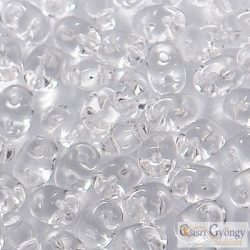 Transparent Crystal - 10 g - SuperDuo 2.5x5 mm (00030)
