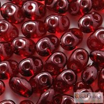 Luster Metallic Red - 10 g - SuperDuo 2.5 x 5 mm (LE90080)