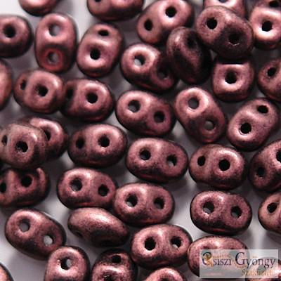 Metallic Suede Pink - 10 g - SuperDuo 2.5x5 mm (79086MJ)