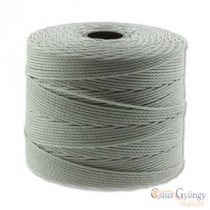 Light Grey - 1 Spool - Superlon Fine Cord, ca. 118 Yard