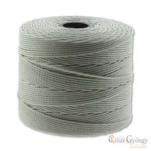 Light Grey - 1 Spool - Superlon Fine Cord, ca. 118 Yard