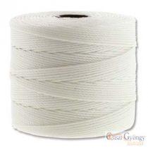 White - 1 Stk. - Superlon Fine Cord, 118 Yard (atwa: 108 meter)