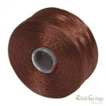 Sienna -  1 pc. - S-lon AA beading thread (75 yard)