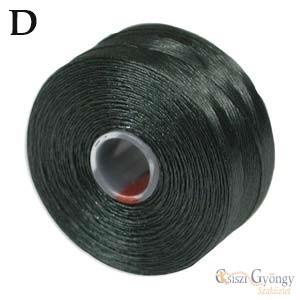 Emerald Green - 1 pcs. - S-lon Bead Cord, 78 yard