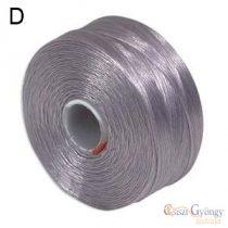 Lavender - 1pc. - S-lon D beading thread (ca. 78 yard)