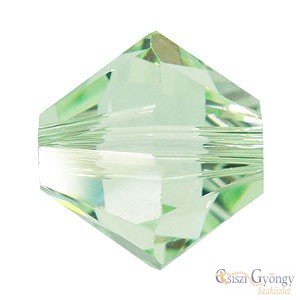 Chrysolite - 1 db - Swarovski Bicone 6 mm (5328)