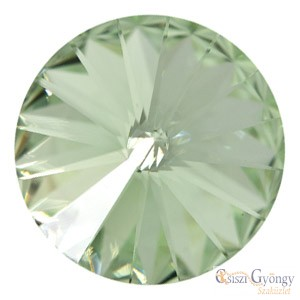 Chrysolite - 1 db - Swarovski Rivoli 8 mm (1122)