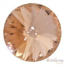 Light Peach - 1 db - Swarovski Rivoli 8 mm (1122)