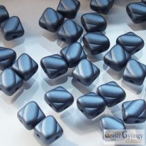 Pastel Montana - 20 pc. - Silky Beads, size: 6 mm (25042)