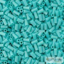 Opaque Turquoise - 10 g - Toho Bugle Beads 3 mm (55)
