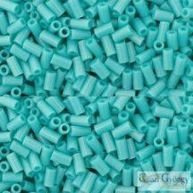 Opaque Turquoise - 10 g - Toho japán szalmagyöngy 3 mm (55)