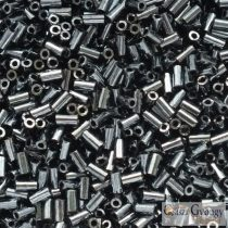 Metallic Hematite - 10 g - Toho Bugle Beads 3 mm (81)