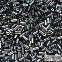Metallic Hematite - 10 g - Toho japán szalmagyöngy 3 mm (81)