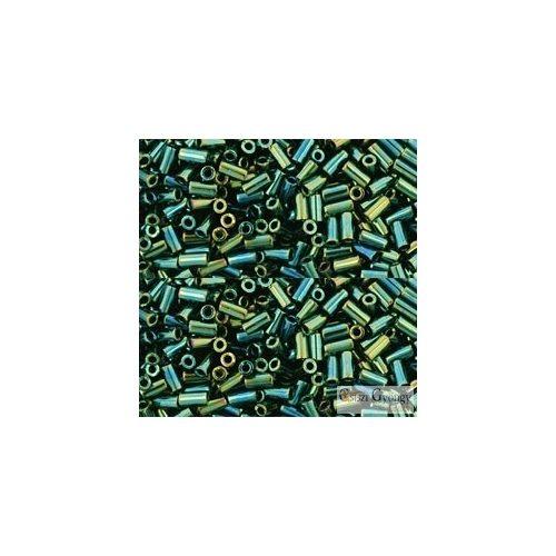 84 - Iris Green Brown - 10 g - 3 mm Toho szalmagyöngy