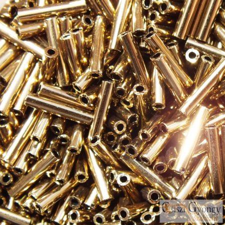 Bronze - 10 g - Toho japán szalmagyöngy 9 mm (221)