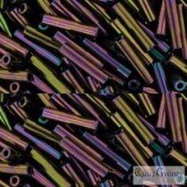 Metallic Iris Purple - 10 g - Toho szalma gyöngy 9mm (85)