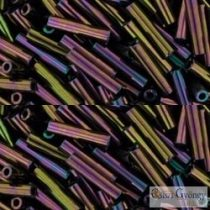 Metallic Iris Purple - 10 g - Toho Bugle Beads 9mm (85)