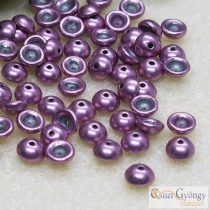 C.T. Sueded Gold Orchidea - 2,5 g - Teacup Beads 4x2 mm