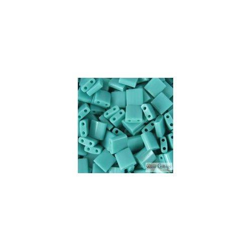 Opaque Turquoise Green - 5 g - Tila gyöngy (412)