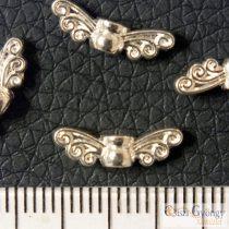 Fairy wings - 1 pcs. - sinver color, size: 14 mm