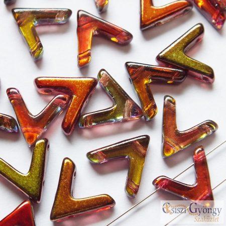 Magic Wine - 1 pc. - AVA Beads, size: 10x4 mm