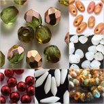 Tschechischen Perlen