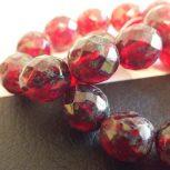 Fire-polished Beads